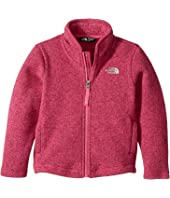 The North Face Kids Crescent Full Zip Jacket (Toddler)