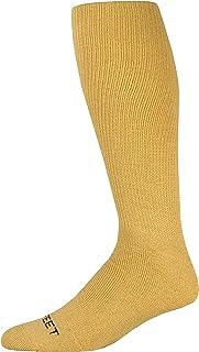 Pro Feet Multi-Sport Cushioned Acrylic Tube Socks, Vegas Gold, Small/Size 7-9