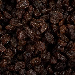 Black Raisins Bulk Seedless Raisins 25 Pound Wholesale Value Box