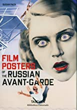 Film Posters of the Russian Avant-Garde (Bibliotheca Universalis) (Multilingual Edition)