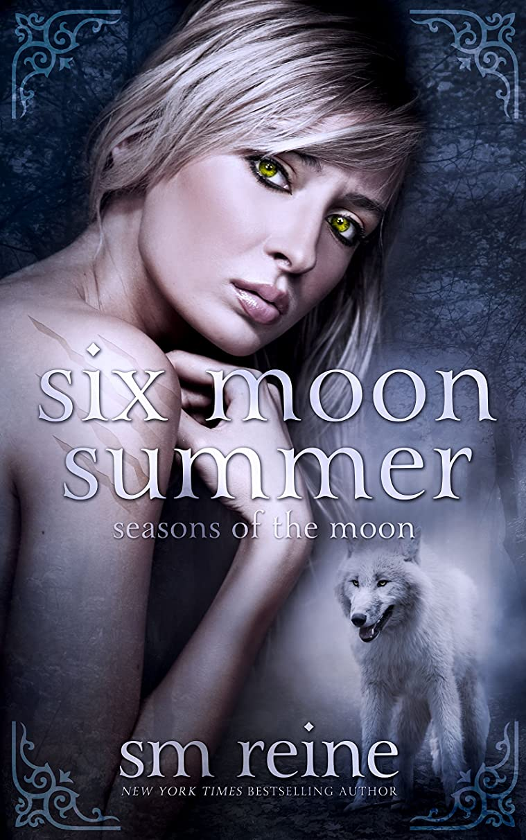 Six Moon Summer: A Young Adult Paranormal Novel (Seasons of the Moon Book 1)