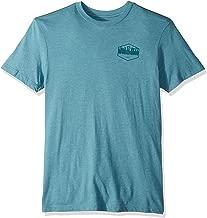 RVCA Men's Industry Short Sleeve Crew Neck T-Shirt