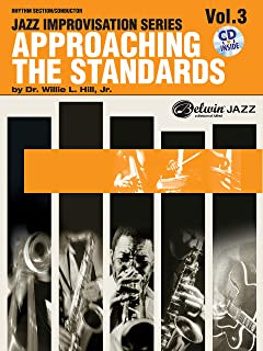 Approaching the Standards, Vol 3: Rhythm Section / Conductor (Book & CD)