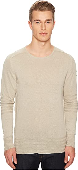 Exford Fine Gauge Linen Sweater