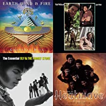 Earth, Wind & Fire and More