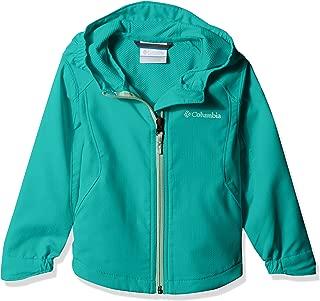 Columbia Toddler Girls' Boy's Splash Flash Ii Hooded Softshell Jacket