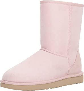 Amazon.com  Pink - Snow Boots   Outdoor  Clothing 24c6aaf9bfe7