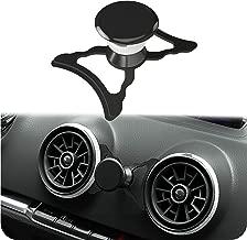 innoGadgets magnetische Handyhalterung kompatibel mit Audi Q2/SQ2 | Universelle Halterung für Smartphone, GPS & Tablet | 360 verstellbar für optimale Sicht | Schwarz