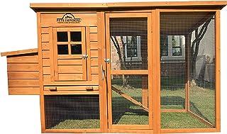Grand poulailler Pets Imperial Monmouth - Nichoir, clapier pour volaille, oiseaux, lapins - Idéal jusqu'à 4oiseaux en fon...