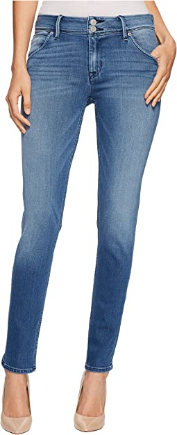 Hudson Collin Mid-Rise Skinny in Sentimental