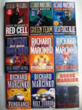 Rogue Warrior Series Set (9 Books) Red Cell, Green Team, Task Force Blue, Seal Force Alpha, Echo Platoon, Detachment Bravo...