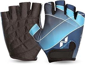Nivia Crystal Gym Gloves (L)