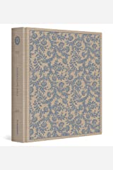 ESV Journaling Bible (Cloth over Board, Flowers) Hardcover