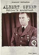 Albert Speer: Hitler's Architect (Holocaust Biographies)