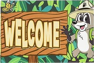 Ranger Rick Welcome Postcards