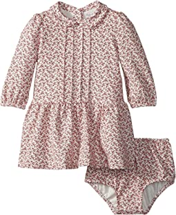 Ralph Lauren Baby - Cotton Floral Dress & Bloomer (Infant)