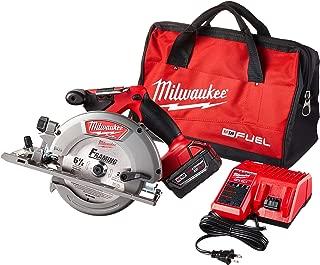Milwaukee 2730-21 M18 Fuel 6 1/2 Circ Saw 1 Bat Kit