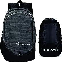 POLESTAR Ranker Grey 30 Lt Casual Bagpack/Travel Laptop Backpack Bag