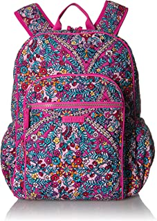 vera bradley snow lotus backpack