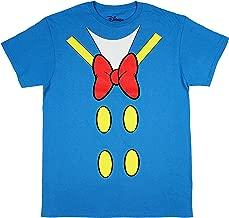 Disney Donald Duck Shirt Men's I Am Donald Costume Classic Cartoon Adult Licensed T-Shirt