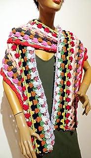 stantio scarf handmade colori diversi