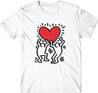 ShirtAbbigliamento Amazon Amazon Haring itKeith T sQxBCtrhd