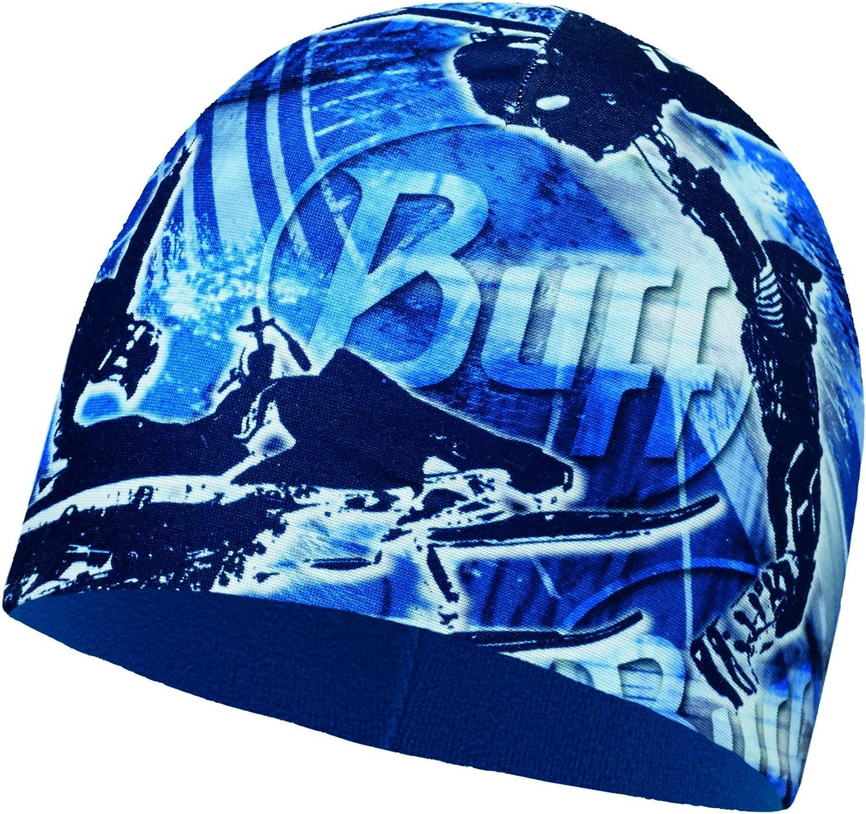 Buff Unisex Kinder M/ütze Microfiber und Polar Hat