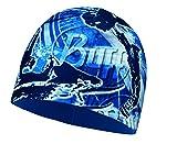 Buff Kinder Junior Microfiber und Polar Hat Mütze, Jump Blue, One size