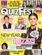 QuizFest Magazine February 2020 Selena Gomez Taylor Swift Asher Angel w/ 5 Seconds of Summer Cole Sprouse HRVY Normani Mega-Posters!