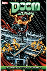 Doom 2099: The Complete Series by Warren Ellis: The Complete Collection by Warren Ellis (Doom 2099 (1993-1996)) Kindle Edition