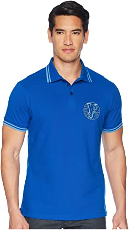 Logo Patch Polo