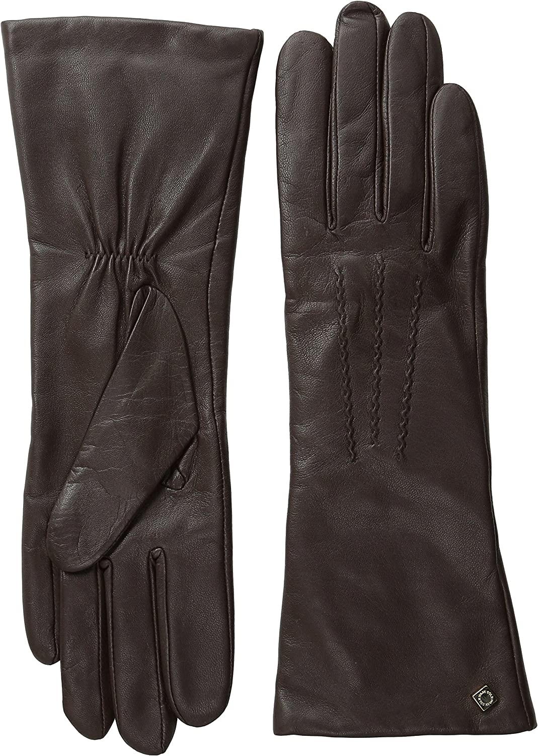 Cole Haan Women's Long Leather Gloves
