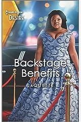 Backstage Benefits (Devereaux Inc. Book 2) Kindle Edition