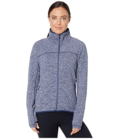 Marmot Mesaclito 2 Fleece Jacket (Arctic Navy) Women