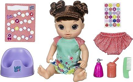 Boneca Ba Primeiro Peniquinho, Hasbro, Morena
