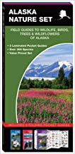 Alaska Nature Set: Field Guides to Wildlife, Birds, Trees & Wildflowers of Alaska