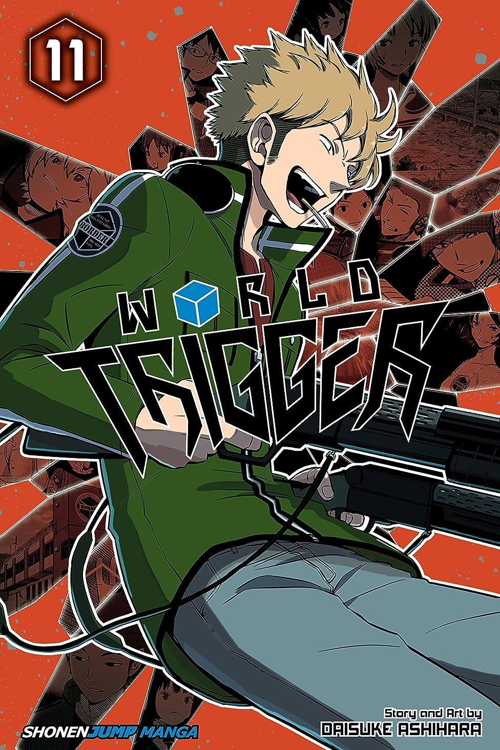 興奮変更可能販売計画World Trigger, Vol. 11 (English Edition)