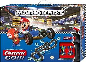 Carrera- Nintendo Mario Kart-Mach 8 Juego con Coches, Multicolor (Stadlbauer 20062492)