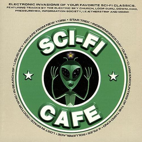 Sci-Fi Café by Various artists on Amazon Music - Amazon com