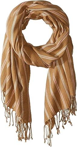 Camel Twill Stripe
