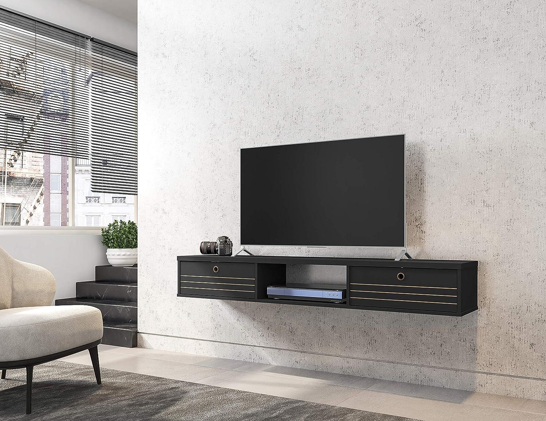 Buy Manhattan Comfort Liberty Contemporary Living Room Wall ...
