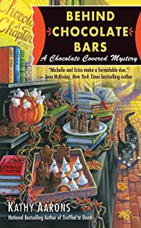 Behind Chocolate Bars (A Chocolate Covered Mystery)