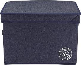 Storage Box Folding Storage Box Underwear Clothing Storage Bins Kids Toy Organizer Container Cardboard Stationery Basket w...