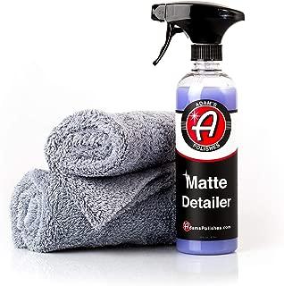 flitz flat/matte finish cleaner