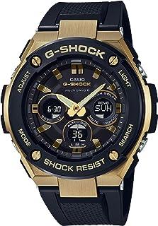 [カシオ]CASIO 腕時計 G-SHOCK ジーショック G-STEEL 電波ソーラー GST-W300G-1A9JF メンズ
