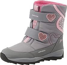Geox Kids' Orizont Girl ABX 10 Waterproof & Insulated Boot Mid Calf