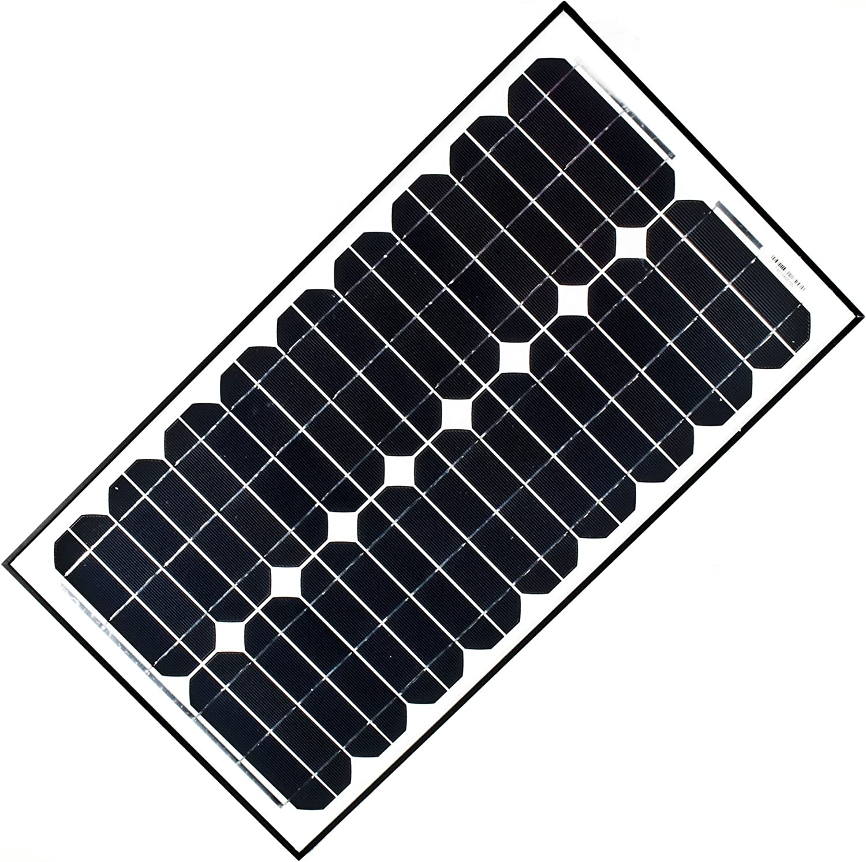 ALEKO SP30W24V 30 Watt 24 Volt Panel Solar Monocrystalline Selling Limited price sale rankings G for