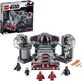 Building Toy Lego Star Wars: Return of The Jedi Death Star Final Duel