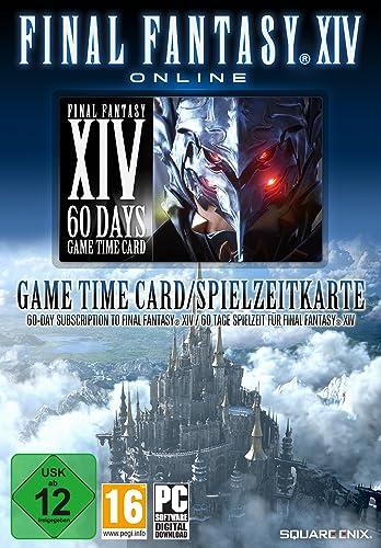 FINAL FANTASY XIV - 60 Days Game Time Card [PC Code]