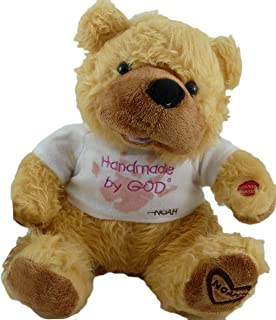 Chantilly Lane Talking Bear Noah Handmade by God